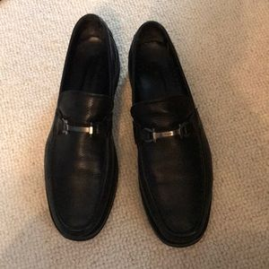 Used Men's Ferragamo loafers!